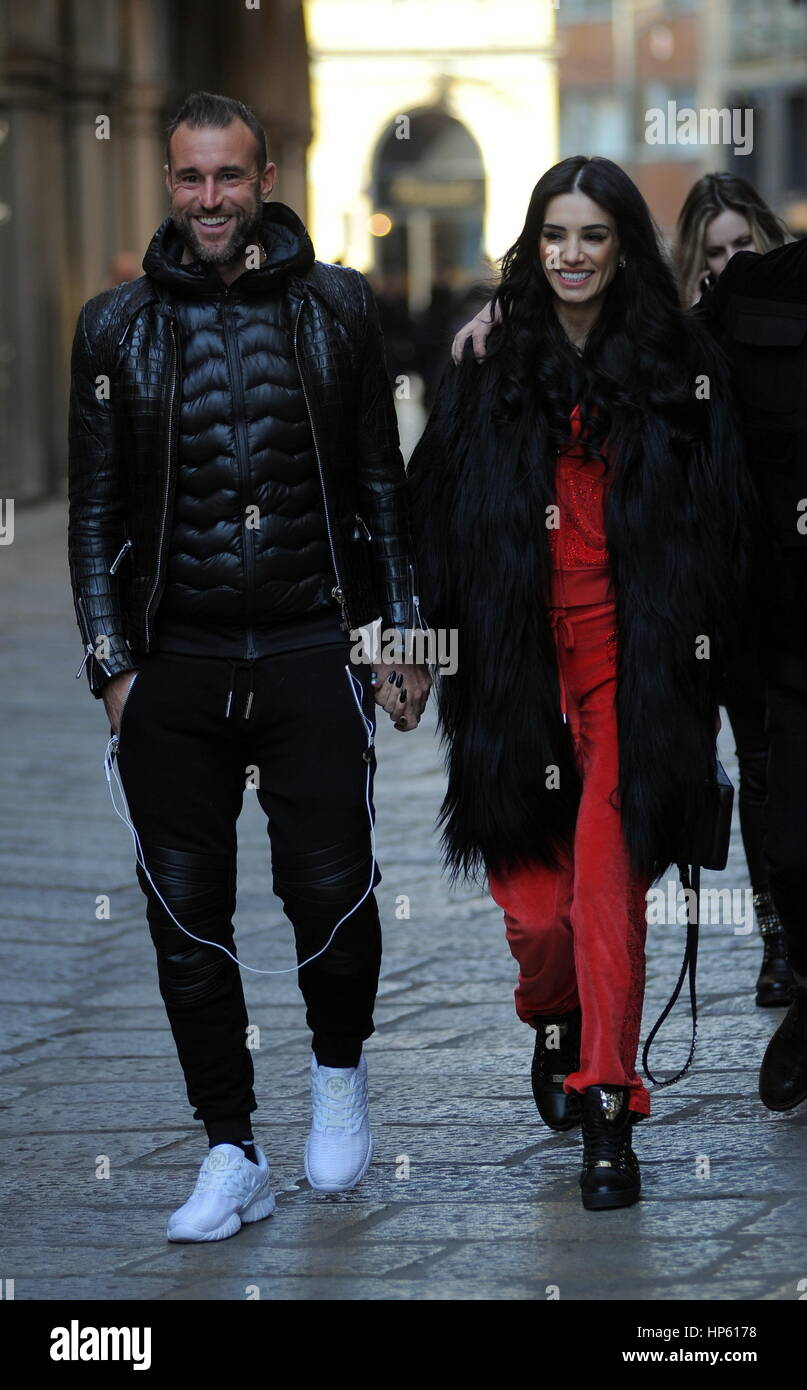 new style 29dcd fdd9c Il tedesco fashion designer Philipp Plein fuori e circa a ...