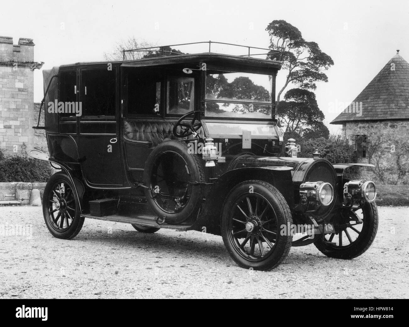 1910 Delaunay Belleville Immagini Stock