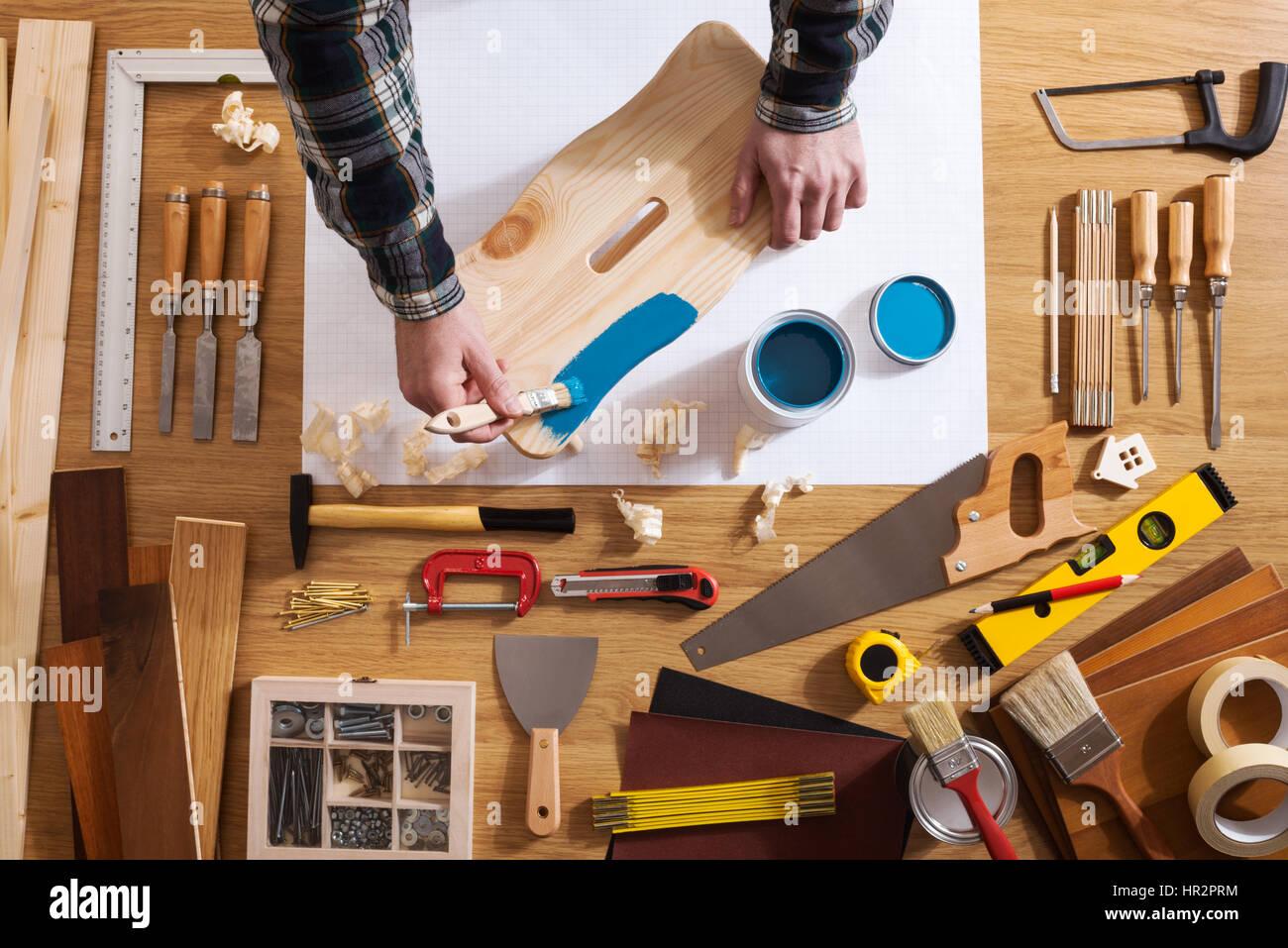 Costruire un tavolo da cucina in legno. perfect costruire un tavolo