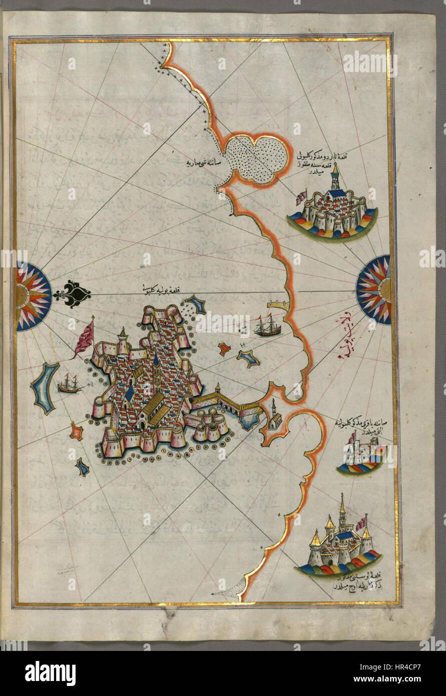 Cartina Geografica Italia Gallipoli.Map Of Gallipoli Immagini E Fotos Stock Alamy
