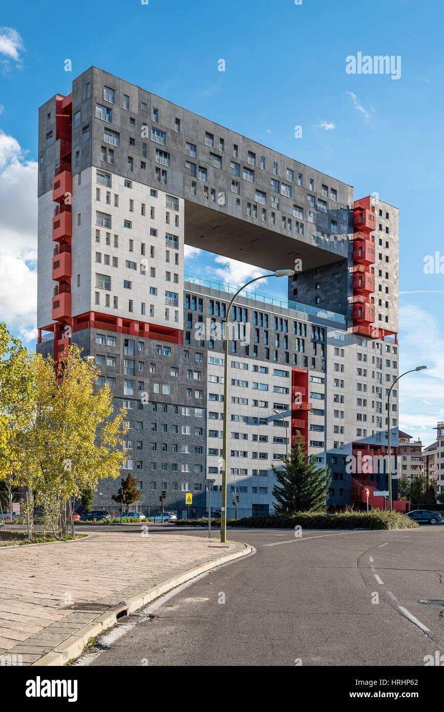 Architettura A Madrid architettura contemporanea madrid – ardusat