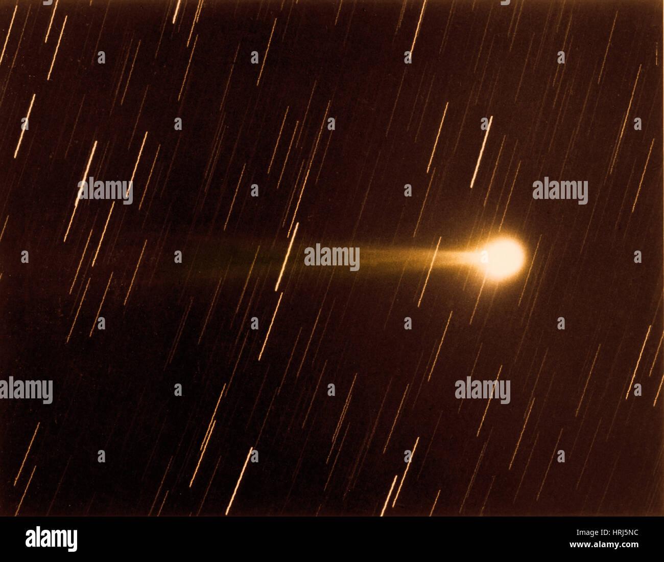 Comet Cunningham, 1940 Immagini Stock
