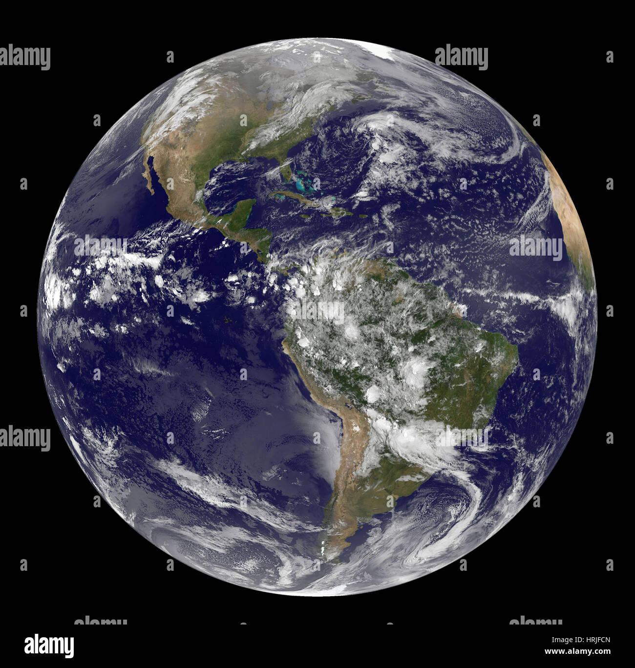 Earth Day 2014 Immagini Stock