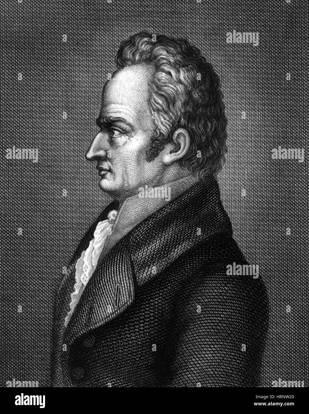 Marc Brunel, ingegnere francese Immagini Stock
