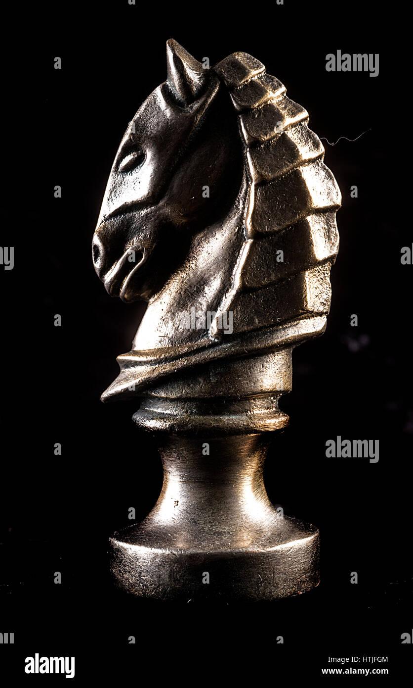 scacchi Foto Stock