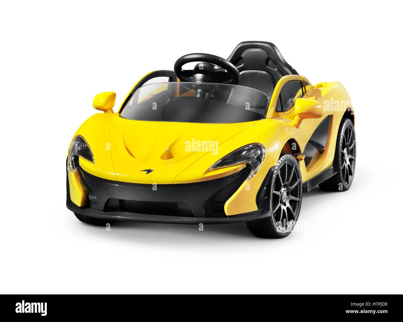 Poco McLaren P1TM auto elettrica per bambini alimentati a