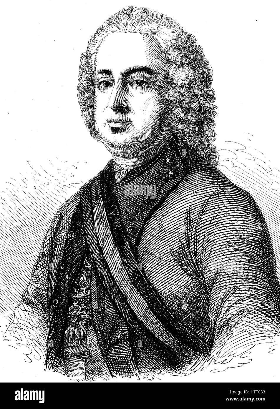 Francesco II, Franz, 1768 ? 1835, ultimo imperatore del Sacro Romano Impero, praticati dal 1792 fino al 6 agosto Immagini Stock