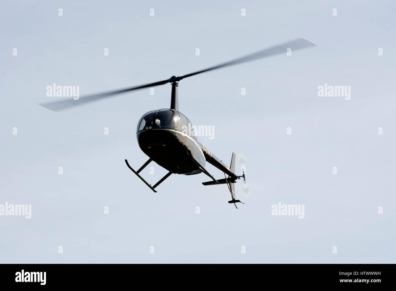 Elicottero R66 : Robinson r immagini robinson r fotos stock alamy