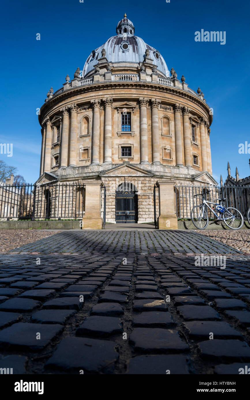 Radcliffe Camera, Oxford Immagini Stock