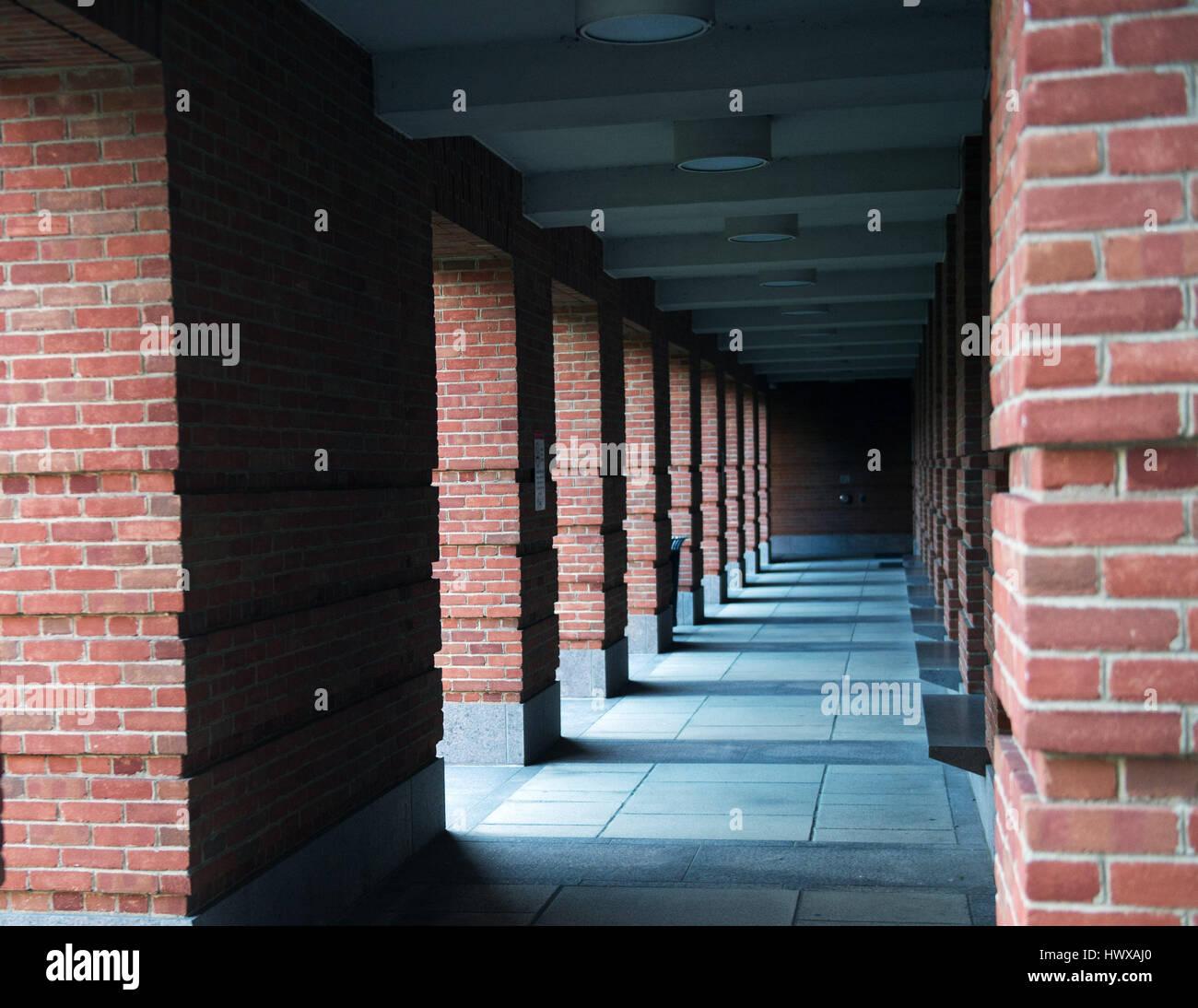 Columbus. Ohio Città Architettura e Design Immagini Stock