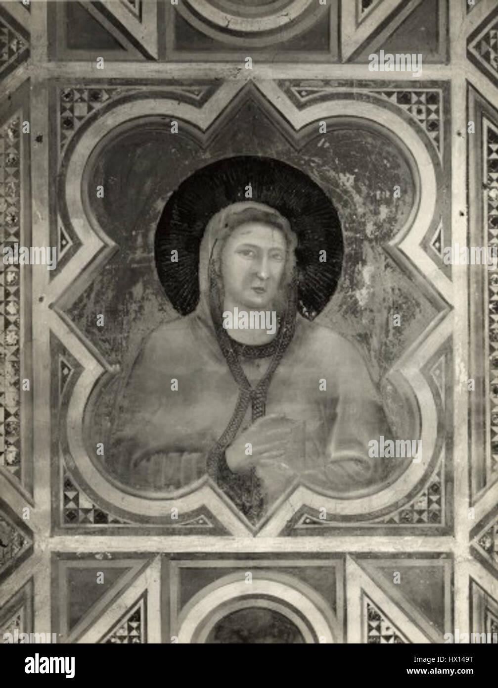 Giotto, motivo decorativo 07 Immagini Stock
