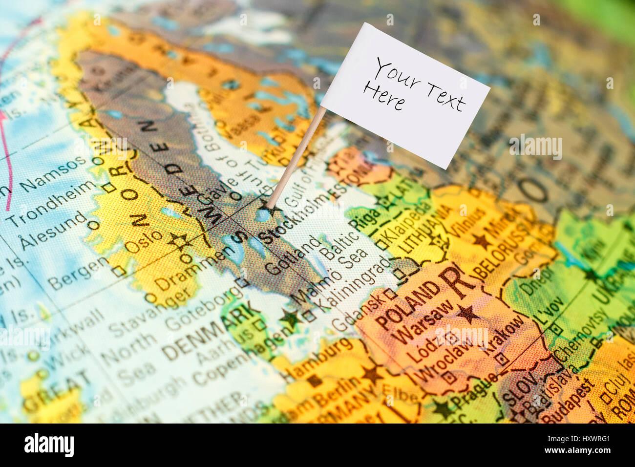 Cartina Fusi orari Mondo