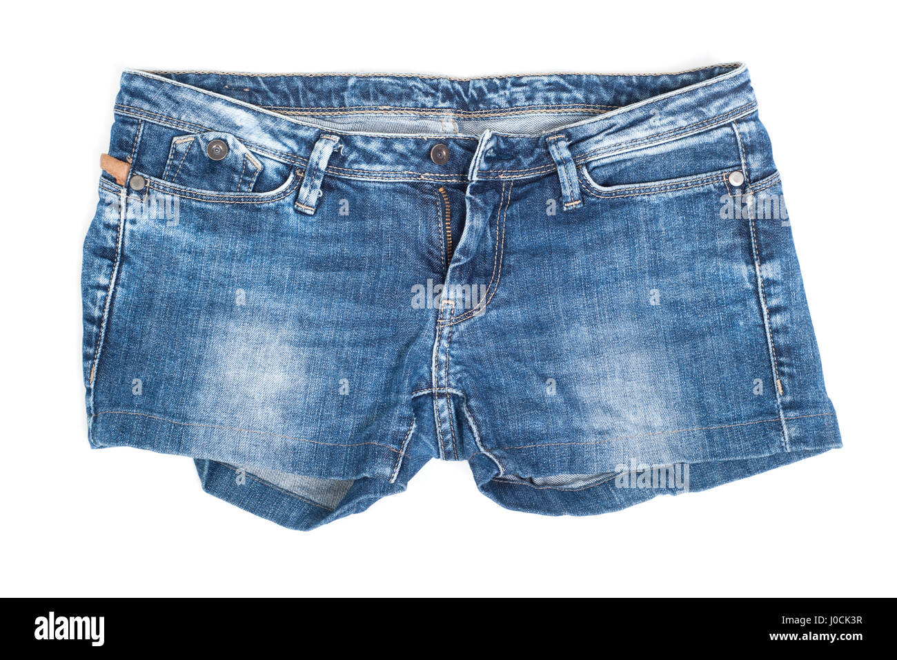 Jean Shorts Isolated Immagini & Jean Shorts Isolated Fotos
