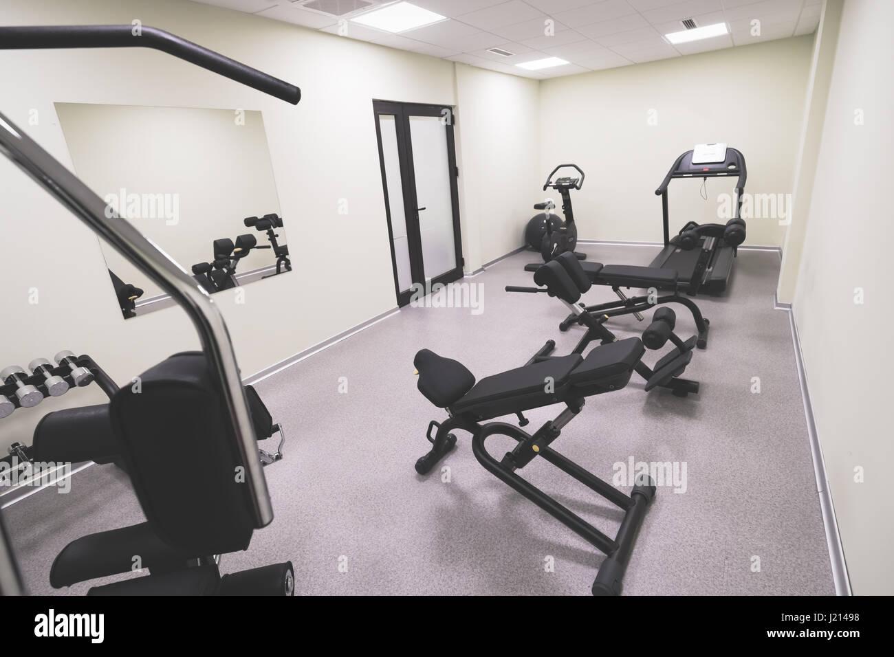 Luxury gym immagini luxury gym fotos stock alamy - Piccola palestra in casa ...