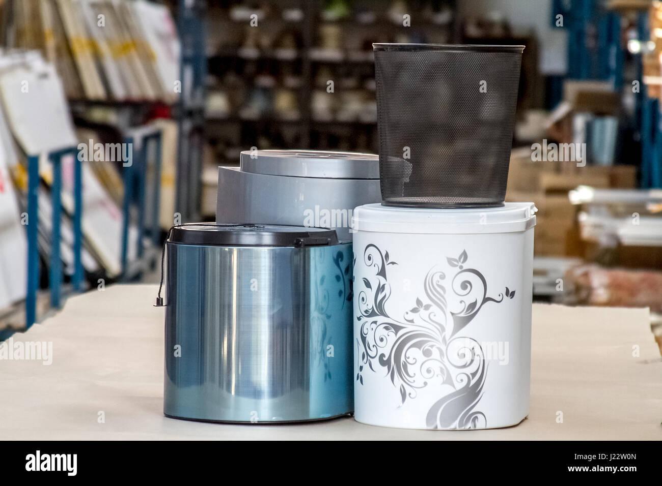 Il cestino nel cestino per la cucina o per l ufficio accessori