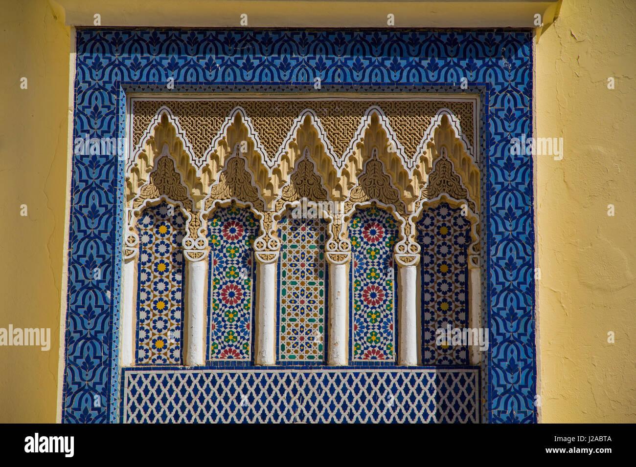 Il marocco fes medina piastrelle in marocco sono anche