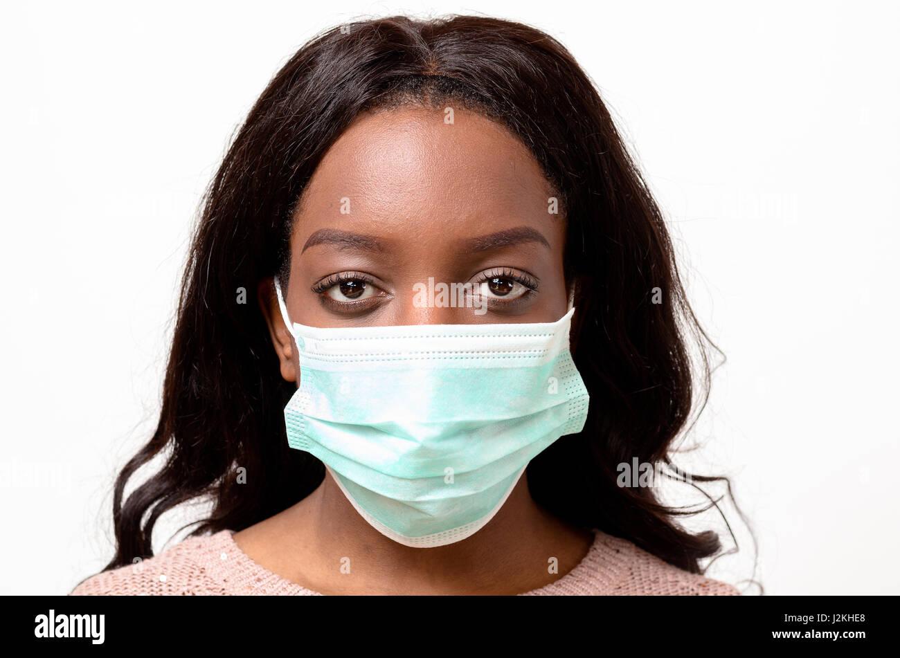 maschera facciale chirurgica