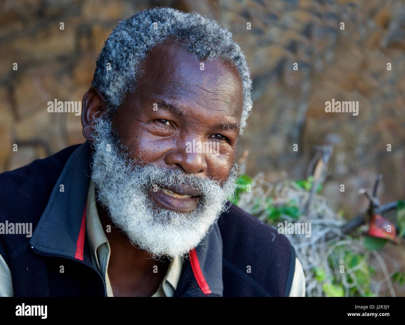 datazione di un uomo nero