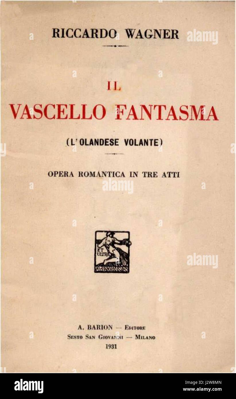 1931-Vascello-fantasma Immagini Stock