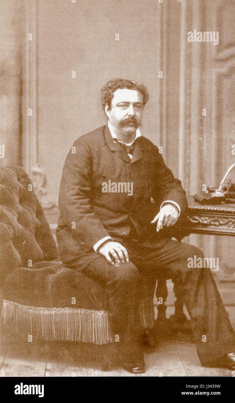 Edmondo De Amicis Immagini Stock