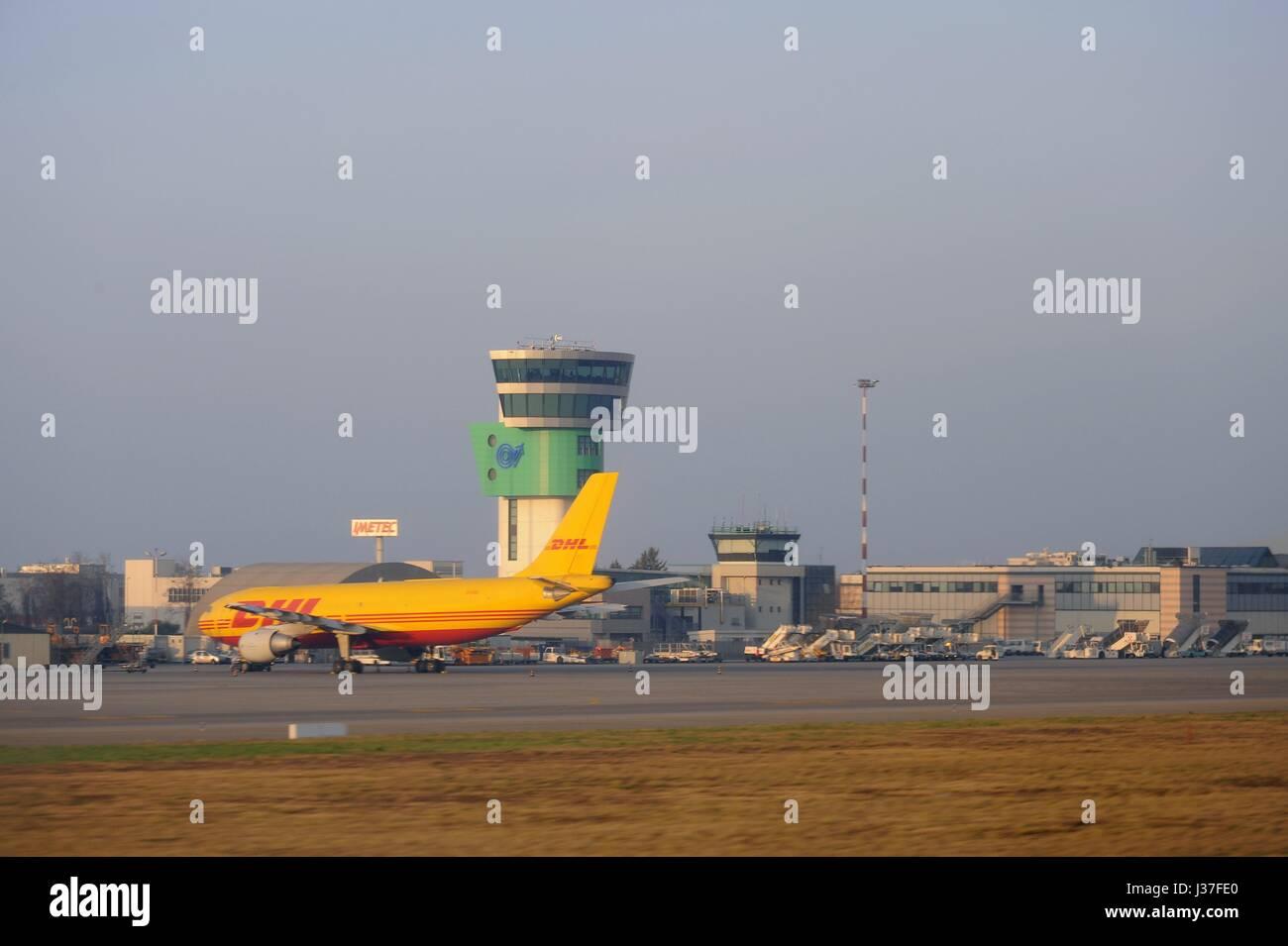 Aeroporto Orio Al Serio : L aeroporto di orio al serio pagherà l isolamento acustico per