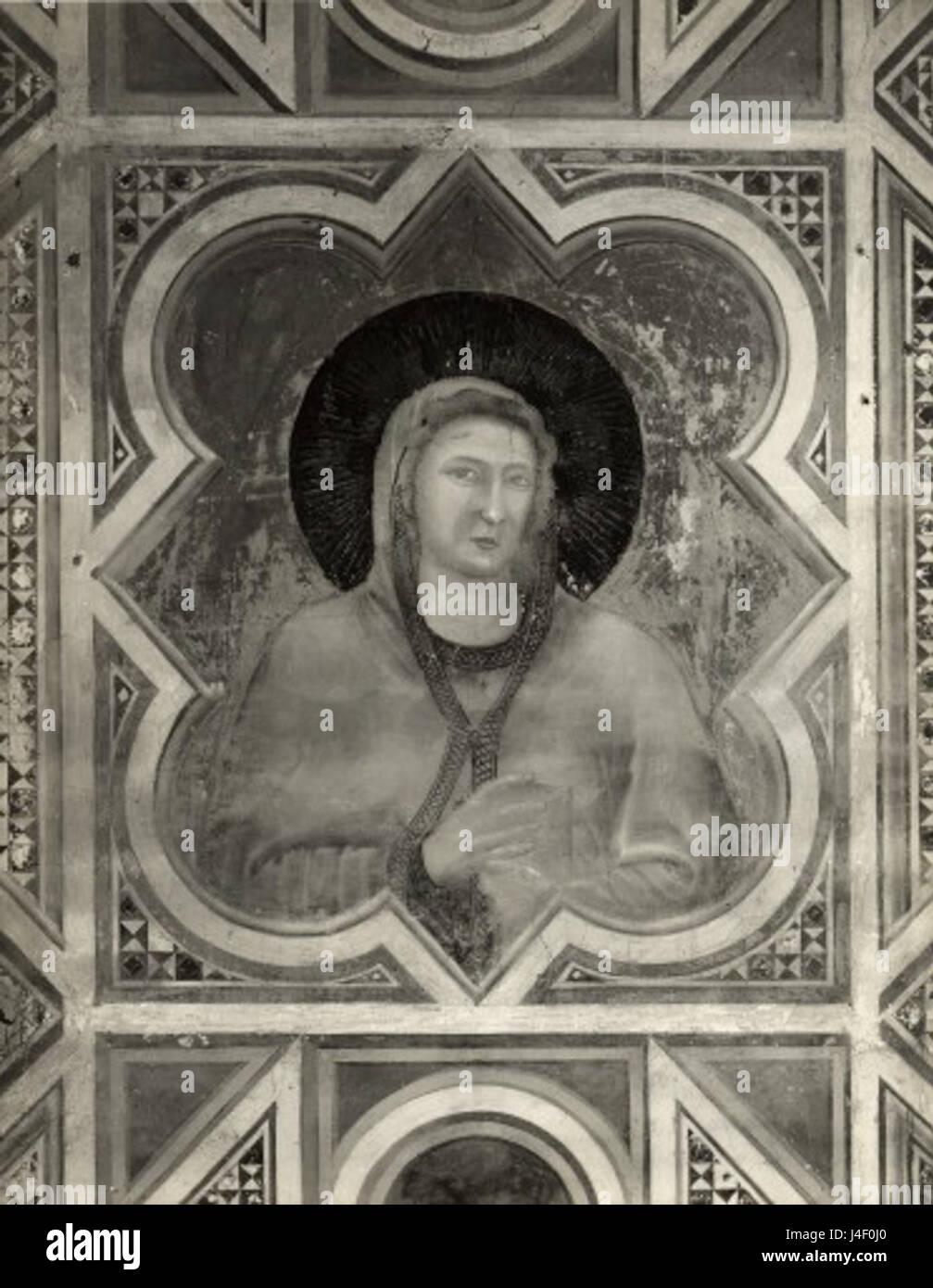 Giotto motivo decorativo 07 Immagini Stock
