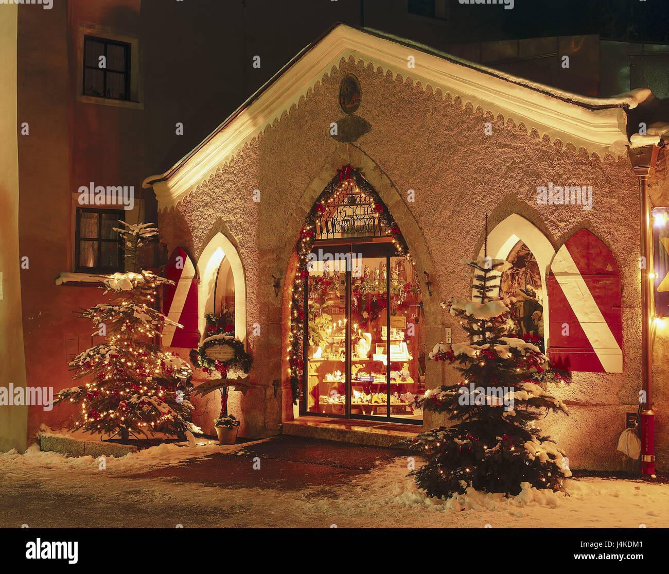Immagini Di Natale In Montagna.Austria Tirolo Unterinntal Ratto Di Montagna Business