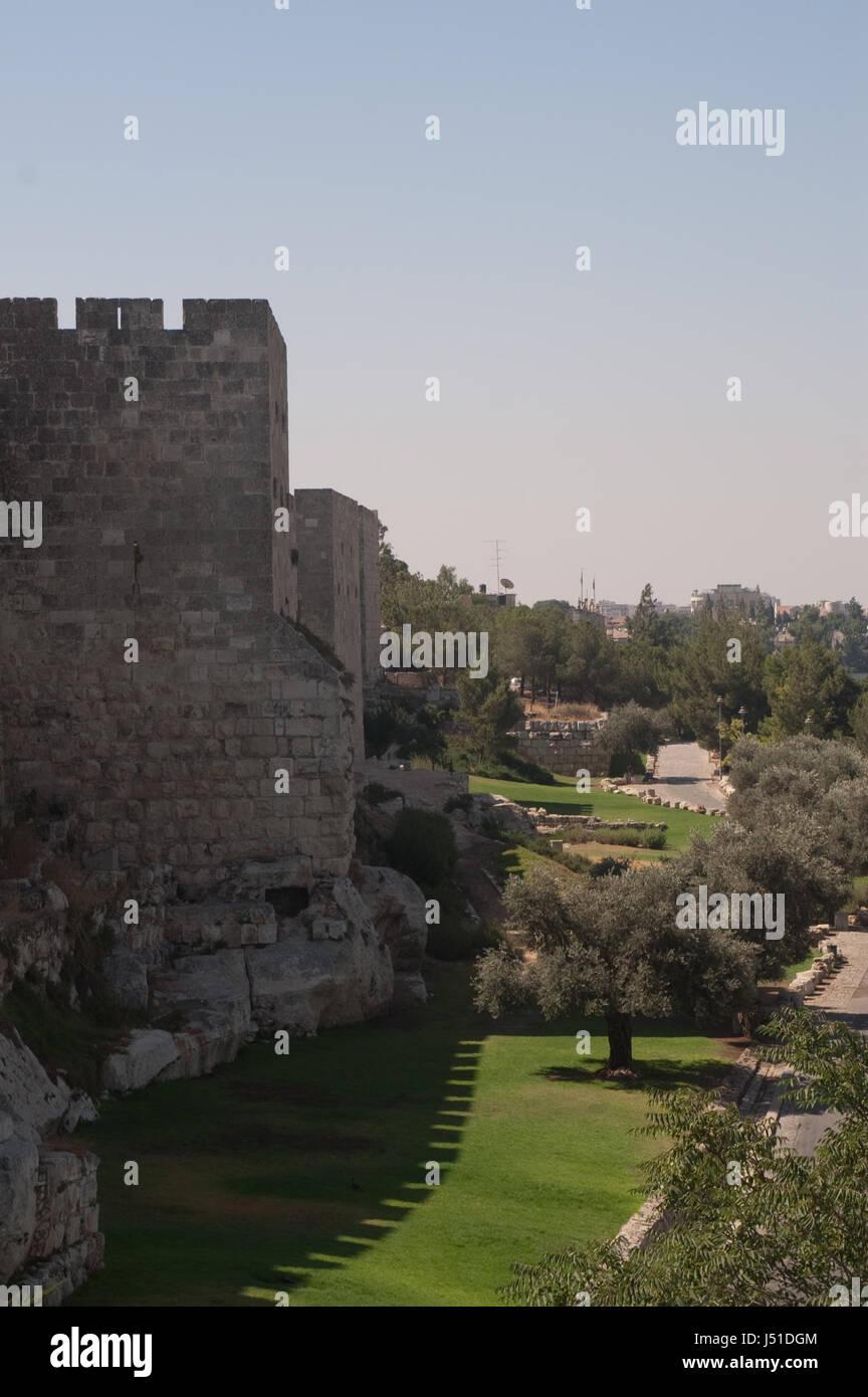 Gerusalemme, Israele. Foto Stock
