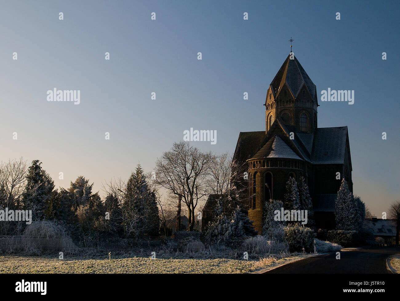 La Credenza Religiosa : Blu credenza religiosa chiesa paradiso invernale cattedrale