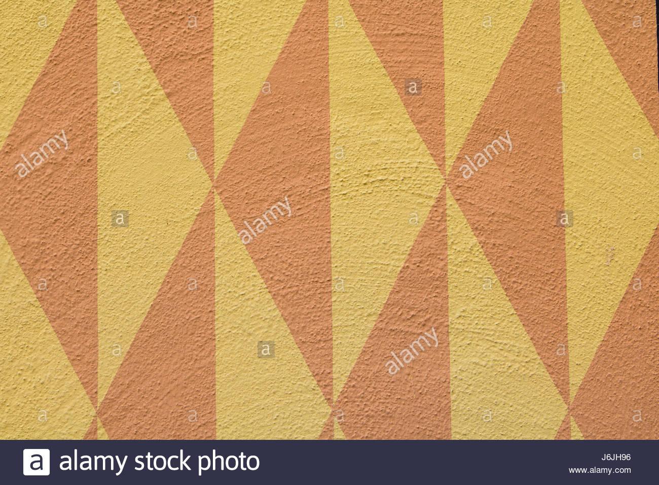 Svuotare pianura strutturato testurizzata parete dipinta wallpaper, sfondo texture astratta di spazio di copia Immagini Stock