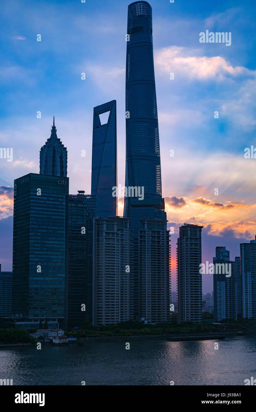 Shanghai, Cina Immagini Stock