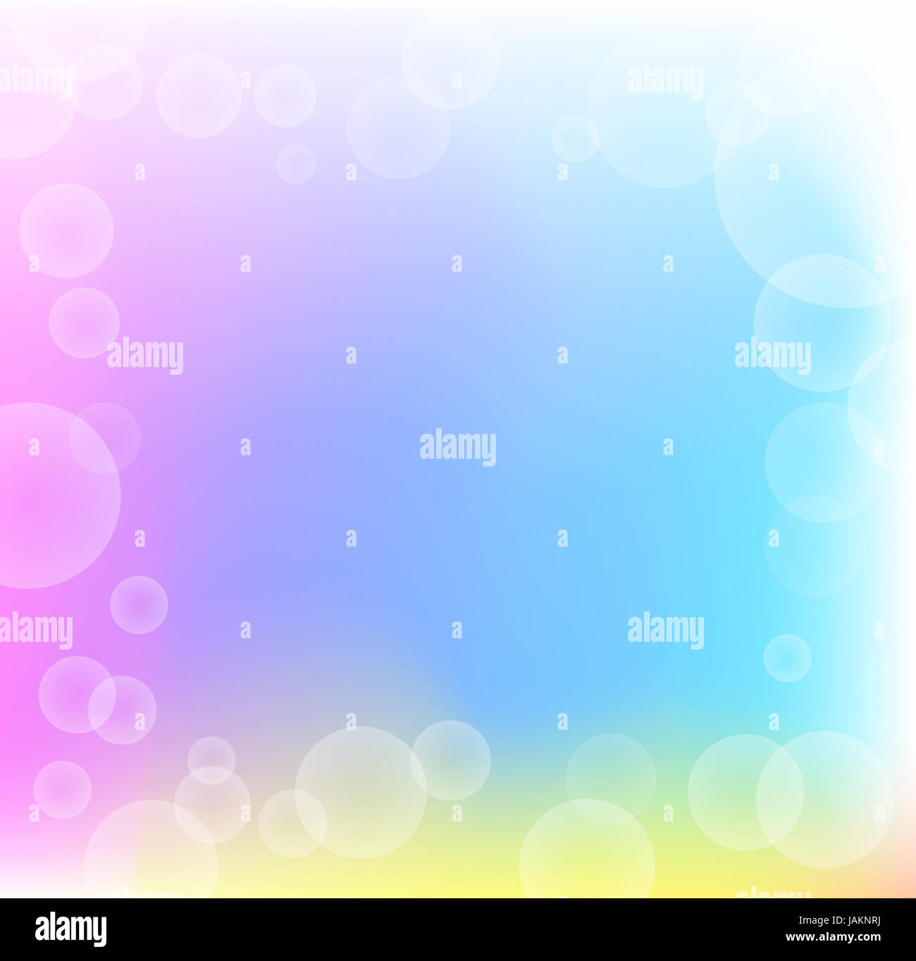 Il bel colore eps10 sfondo estivo Immagini Stock