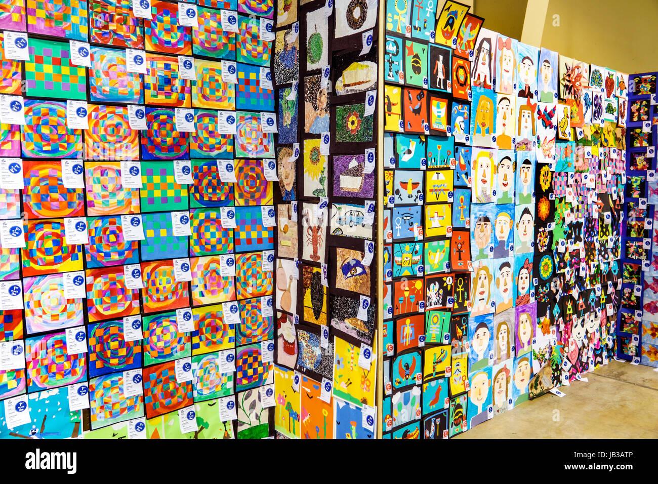 Miami Florida Tamiami Per Voli Park Miami Dade Gioventù County Fair