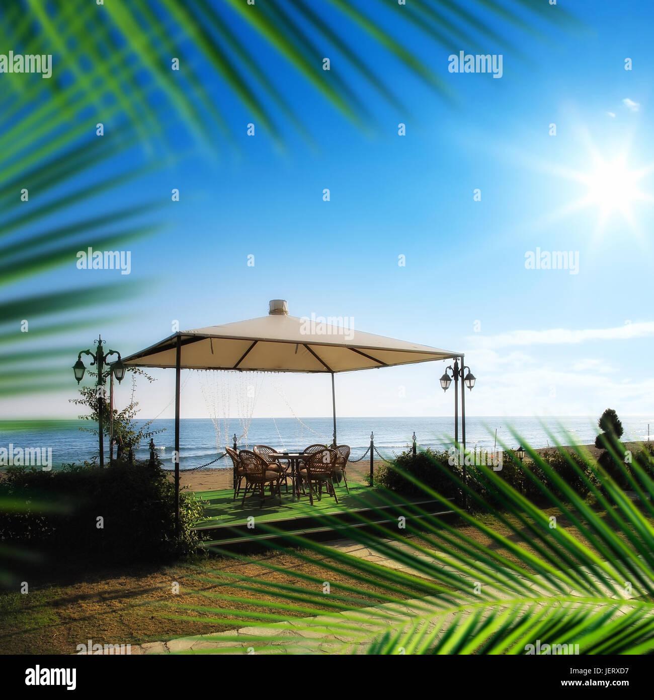 Set Da Giardino In Bamboo.Bamboo Beach Chair Immagini Bamboo Beach Chair Fotos Stock Alamy