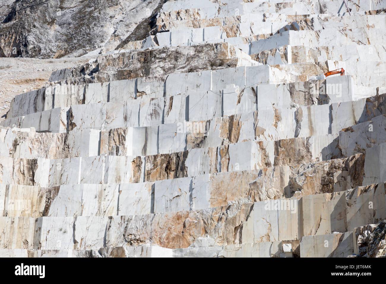 Tipi Di Marmo Grigio l'europa, italia, carrara, cave di marmo. il marmo di