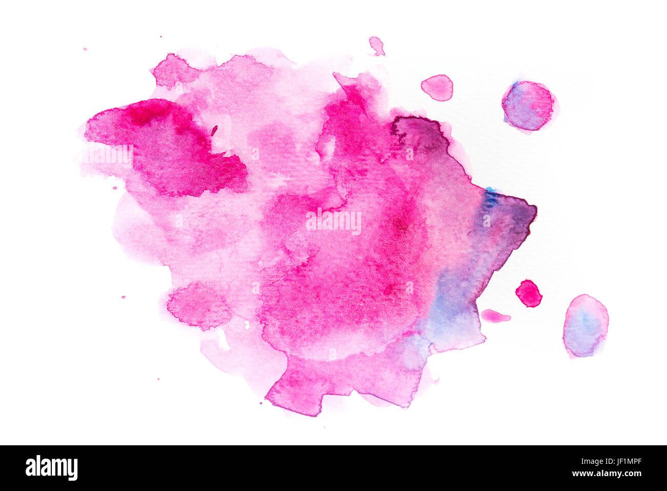 Macchie Di Pennarello Su Tessuto macchia di colore bianca disegno - coloradisegni