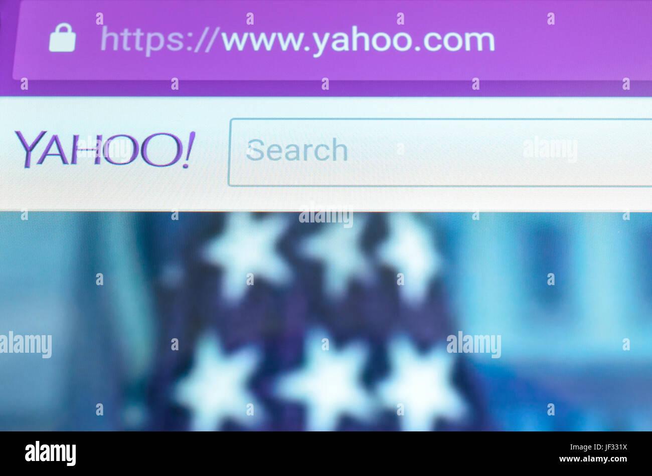 alla ricerca di una ragazza yahoo mail