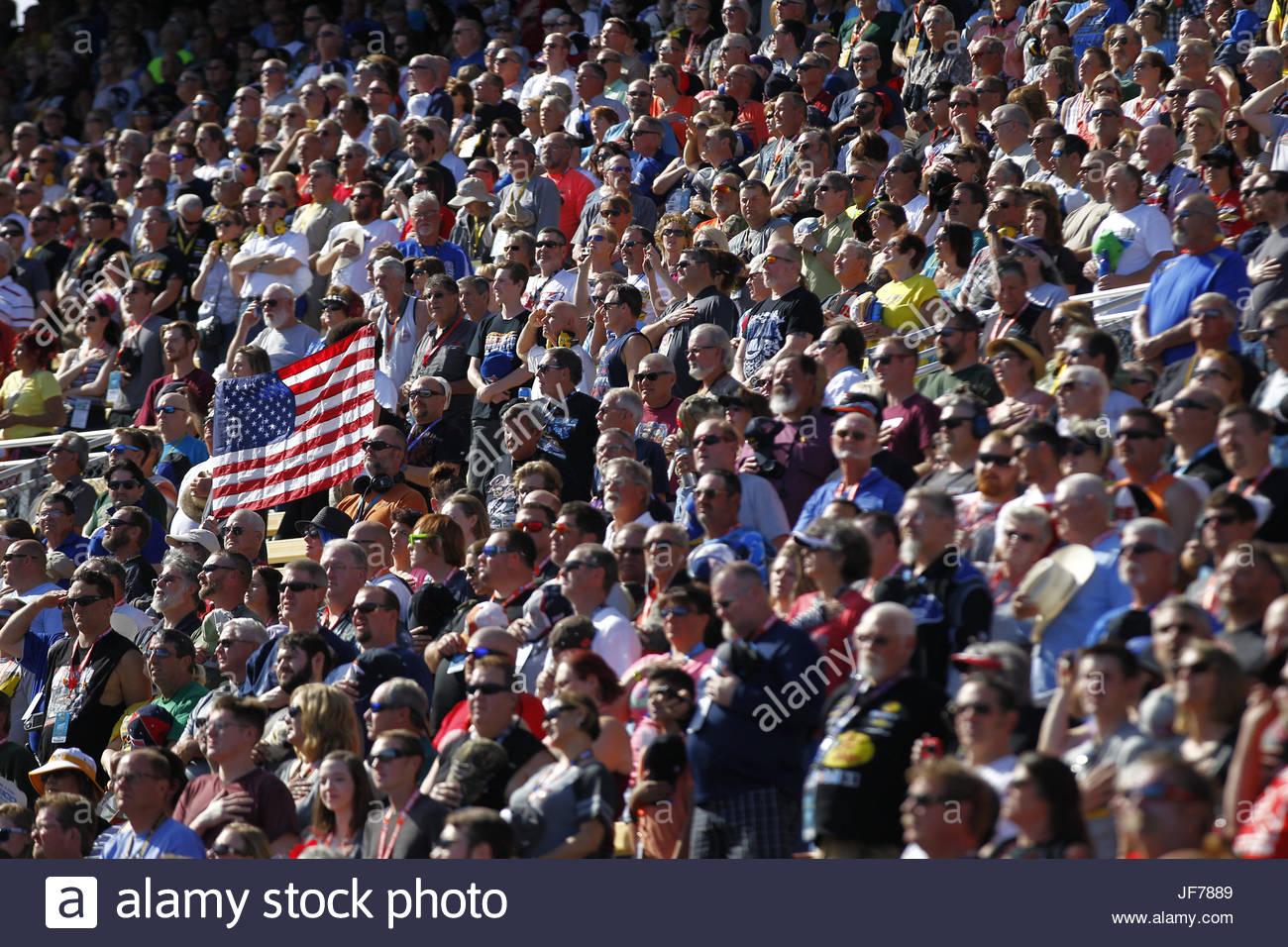 NASCAR: Nov 13 Can-Am 500(k) Immagini Stock