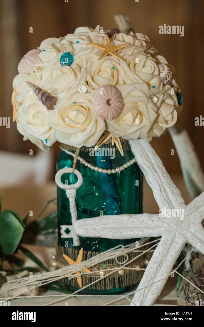 Matrimonio Spiaggia Decorazioni : Carino divertente fatti a mano spiaggia oceano a tema