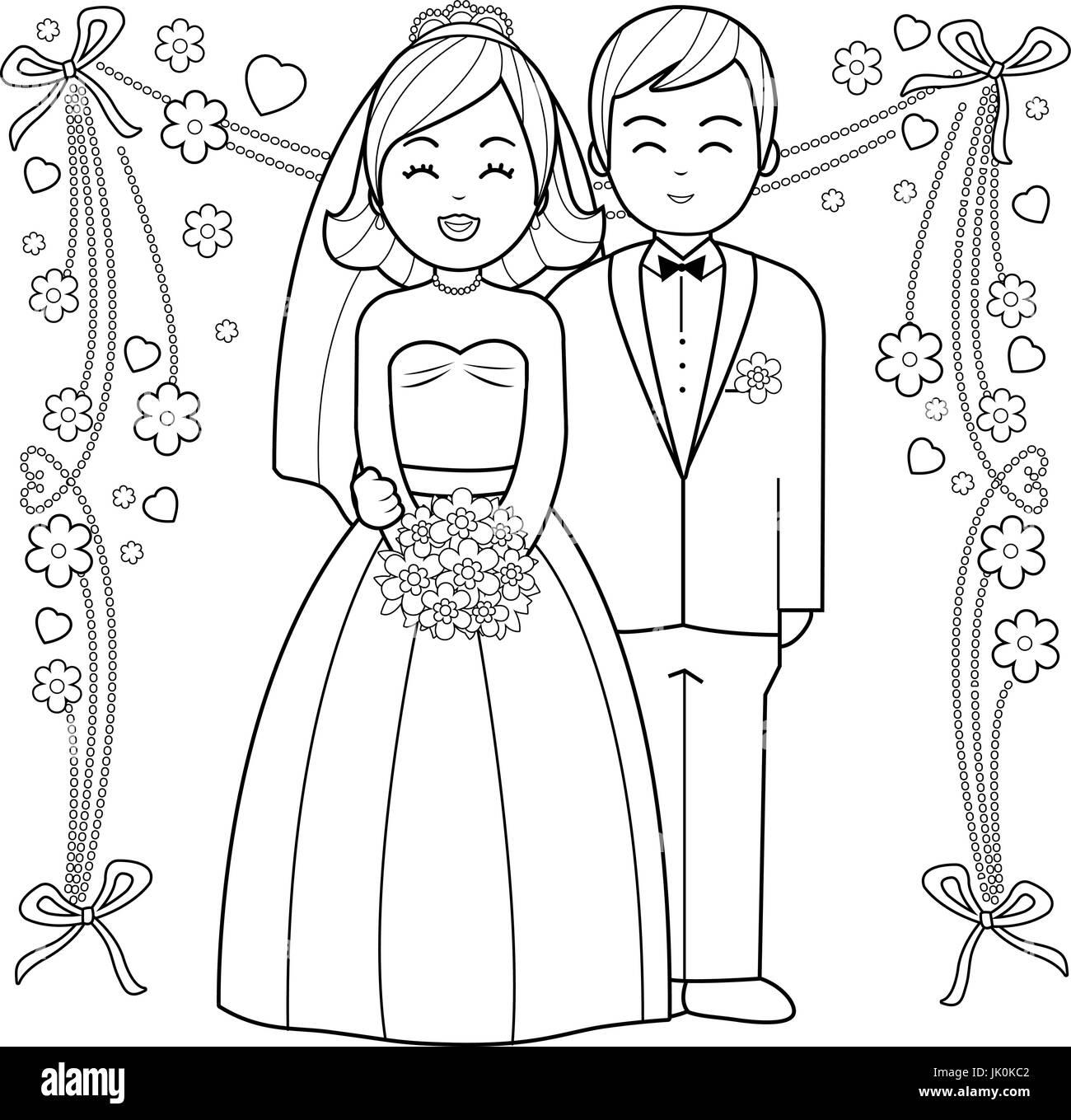 Coloring book vector vectors immagini coloring book - Disegni in bianco per la colorazione ...