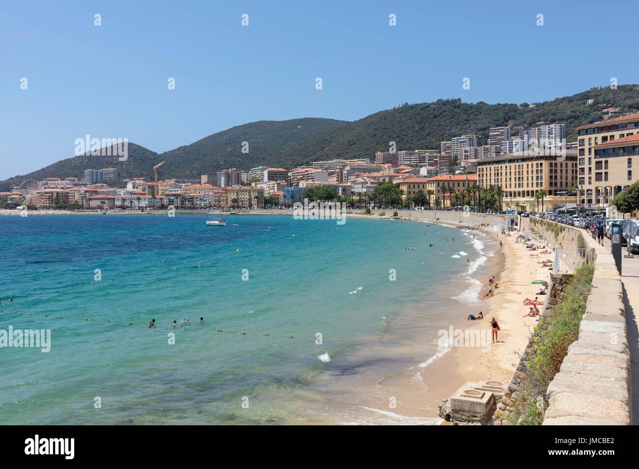 Ajaccio, Corsica, Francia Immagini Stock