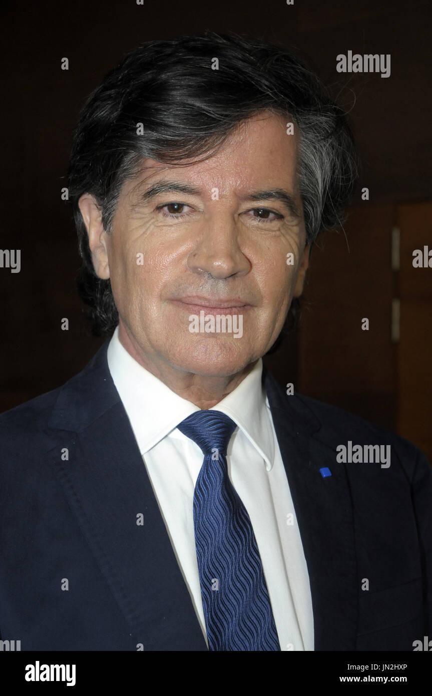 Carlos López-Otín , Professore di Biologia Molecolare e Biochimica, Università di Oviedo, Spagna. foto: Rosmi Duaso Immagini Stock