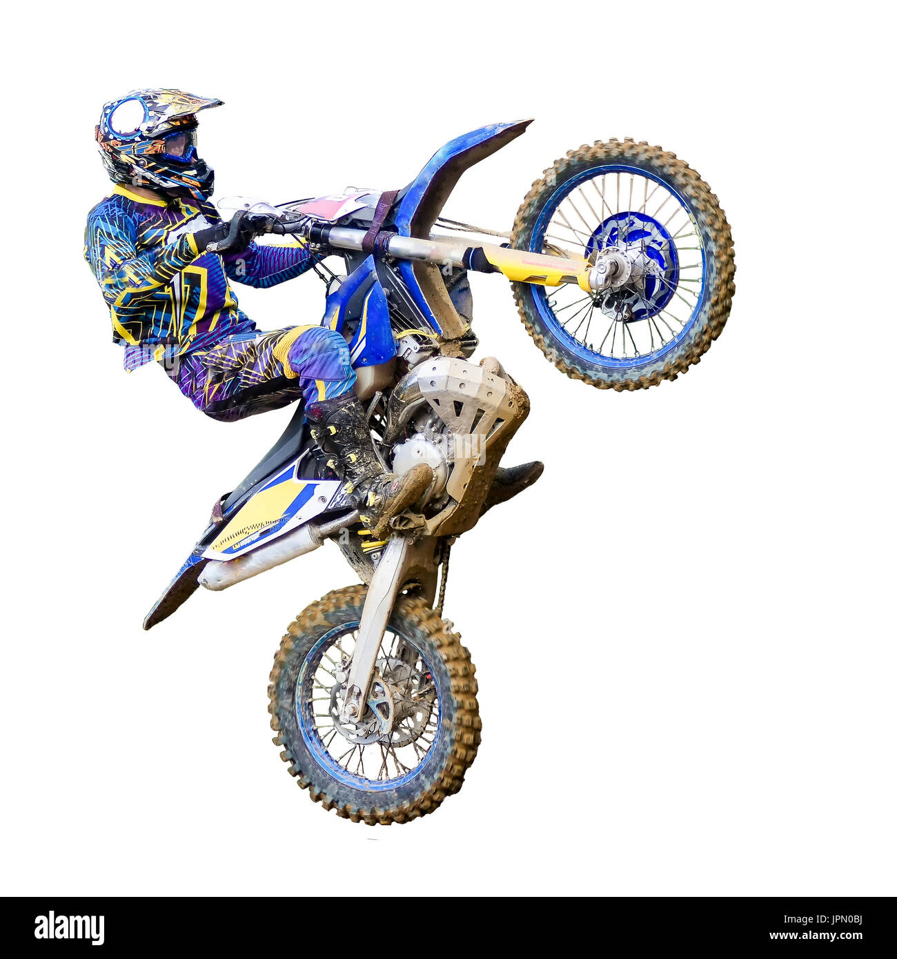 Moto Cross Rider Immagini E Fotos Stock Alamy