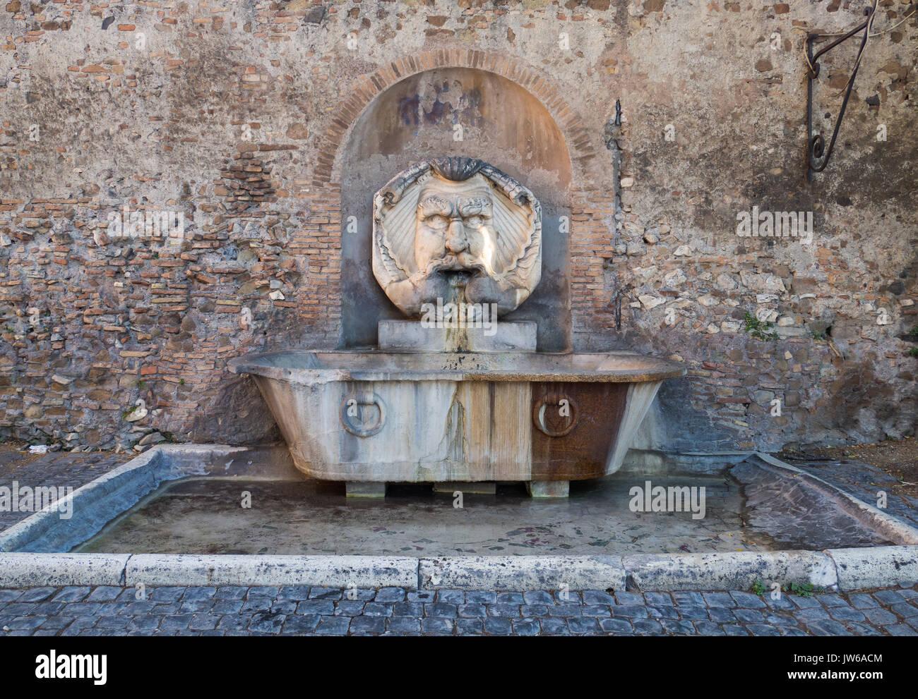 Roma Italia Il Terrazzo Chiamato Orange Garden In Colle