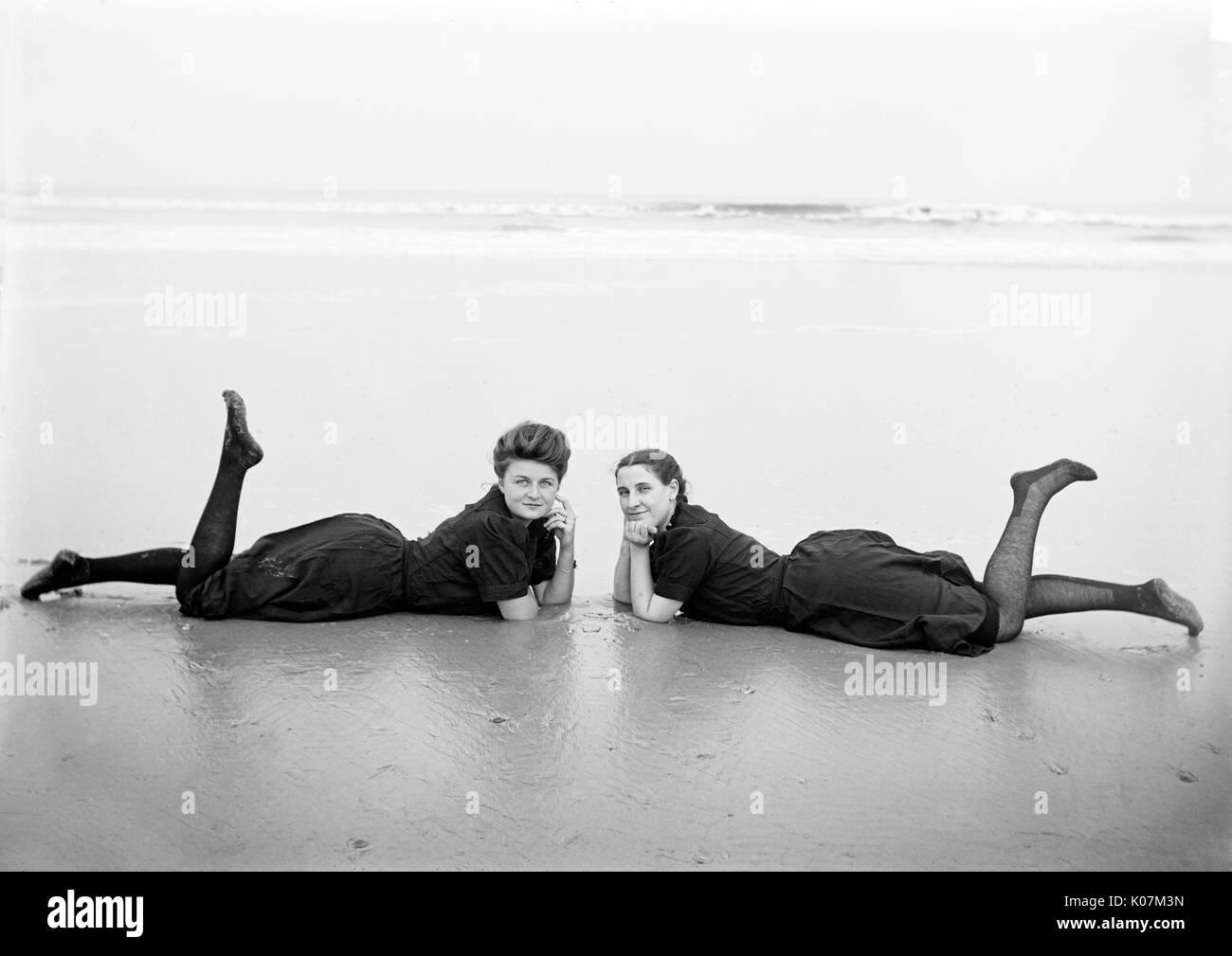 1900 period immagini 1900 period fotos stock alamy - Costumi da bagno del 1900 ...