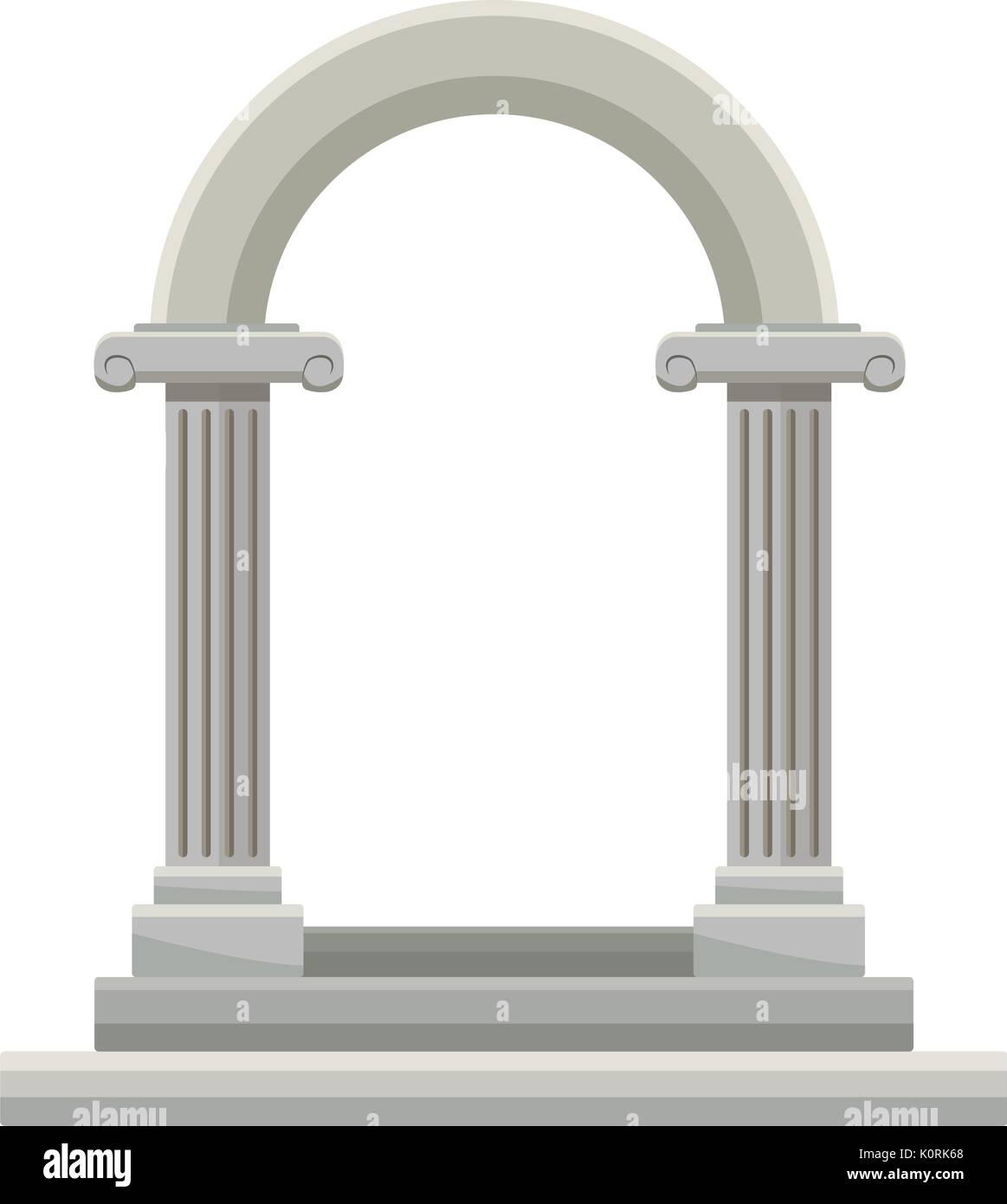 Arco Per Porta splendida e romantica porta ad arco elemento per il tuo