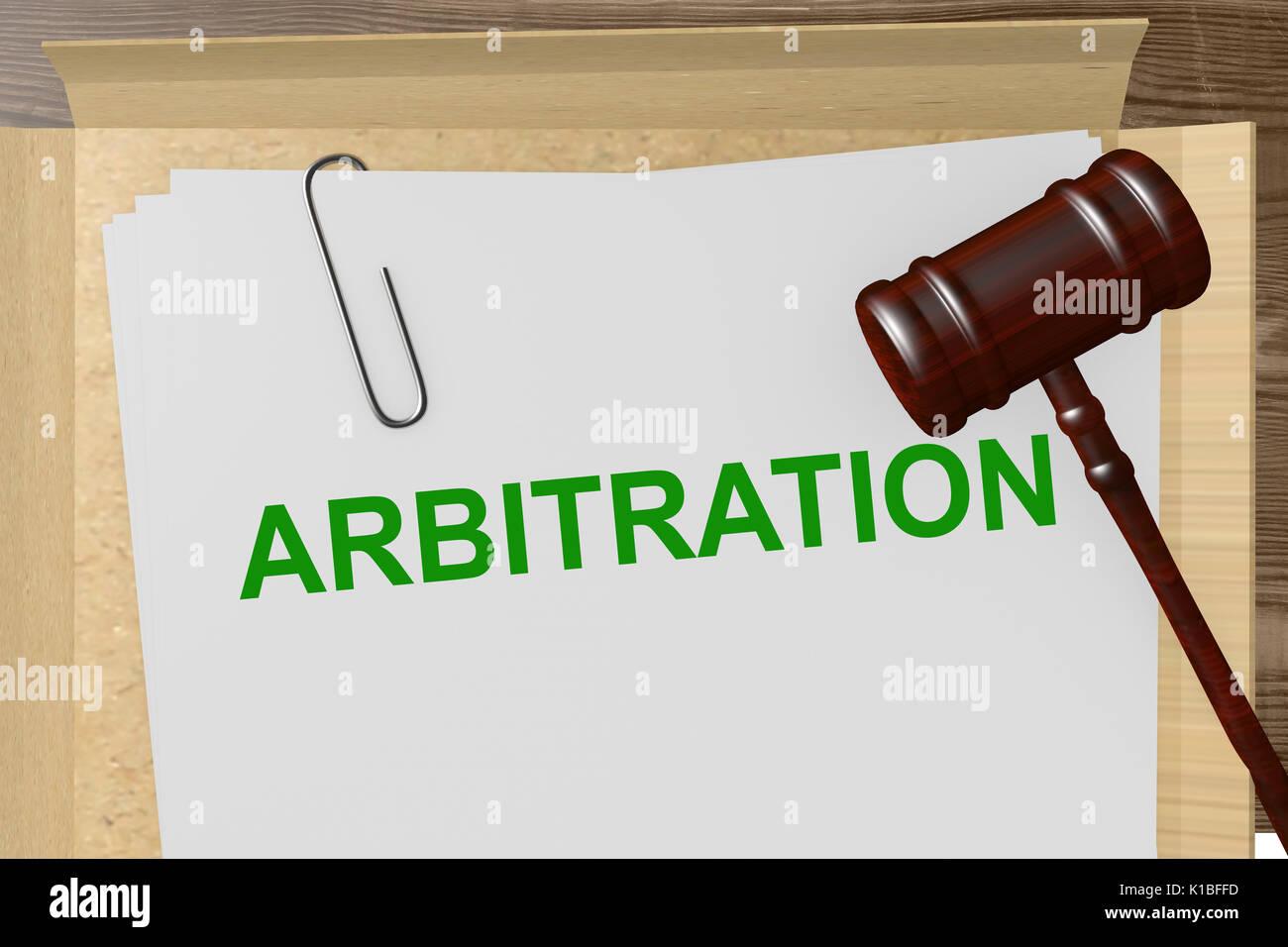 Alimony titolo su documenti legali Immagini Stock