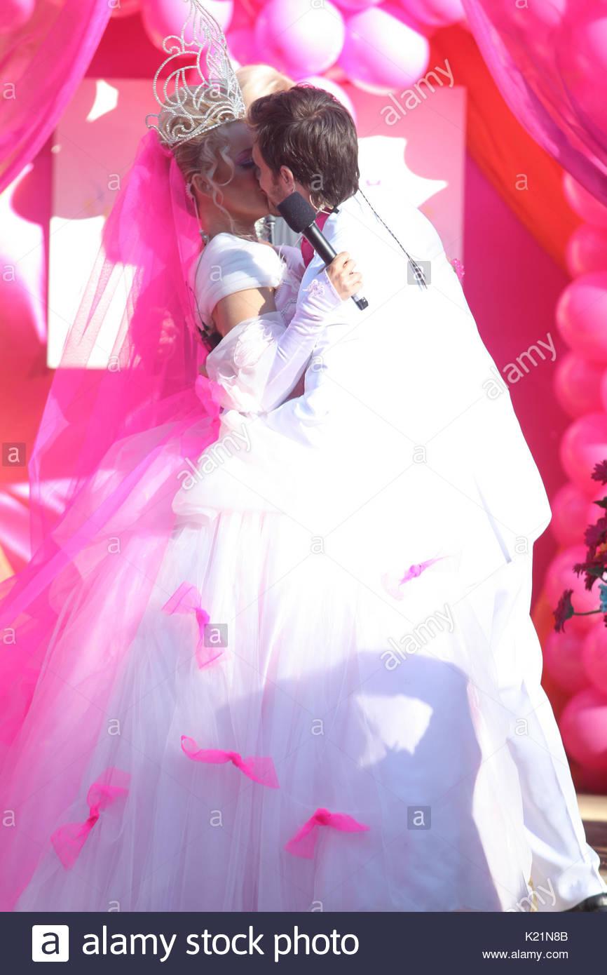 Fantástico Big Fat Gypsy Wedding Bridesmaid Dresses Foto - Colección ...