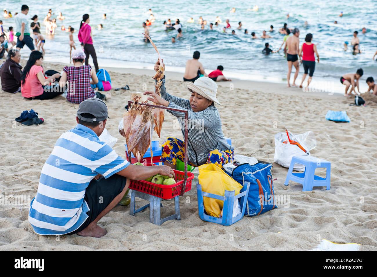 Nha Trang, Vietnam Foto Stock