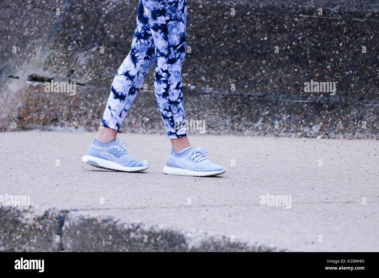 pinna Pelmel Coloniale  Adidas Ultra Boost Immagini e Fotos Stock - Alamy